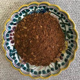 Java Meat Rub